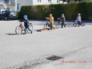 Fahrradtechniktraining